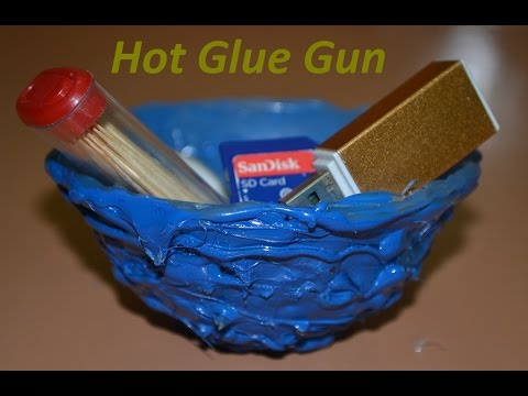 Awesome Glue Gun Hacks | Glue Gun Ideas | Hot Glue Gun Life Hacks