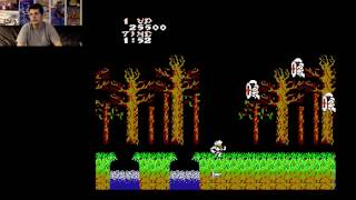"Ghosts 'n Goblins (NES) Full Playthrough ""Real Ending"""