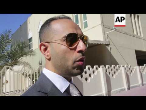 Lawyer on arrests of 4 US journalists in Bahrain