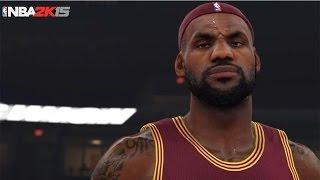 NBA 2K15 Official Look at PS4 Next Gen Screenshots!!