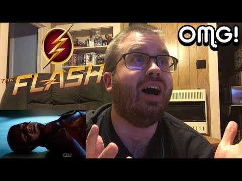 "The Flash 4x18 ""Lose Yourself"" Reaction/Review!"
