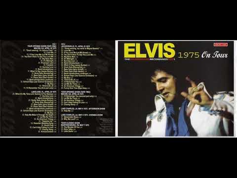 Elvis Presley 1975 On Tour - The Soundboard Recordings Volume 1 CD 2