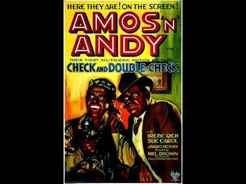 Check and Double Check - Amos 'n Andy (1930) Full Movie