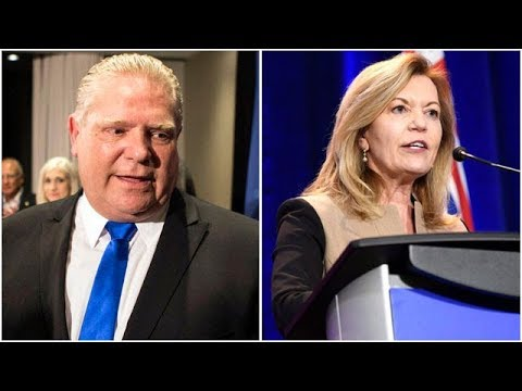Doug Ford wins PC party leadership, Christine Elliott refuses to concede