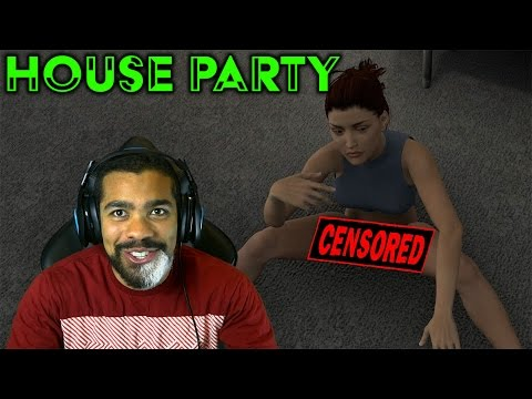 I NEED SO MUCH JESUS FOR PLAYING THIS GAME! | House Party | #2