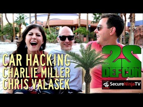 DEFCON 22 Car Hacking with Charlie Miller & Chris Valasek