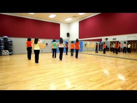 Life Of The Party - Line Dance (Dance & Teach in English & 中文)