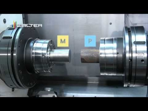 Walter Tools Drehen Tigertec Silver WMP20S ISO-P & ISO-M Universal