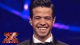 أدهم نابلسي - فوق النخل- العروض المباشرة - الاسبوع الاخير - The X Factor 2013
