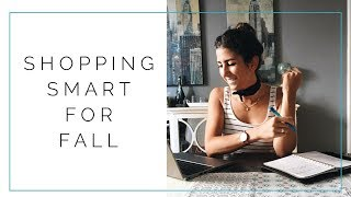 Fall 2018 Trend Series: Shopping for Fall the Slow Fashion Way | minimalism
