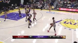 Dakarai Tucker (20 points) Highlights vs. South Bay Lakers