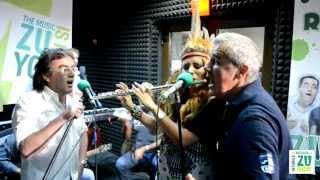 Holograf si Delia - Ti-am dat un inel (Live la Radio ZU)