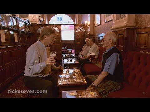 Edinburgh, Scotland: Pubs And Writers
