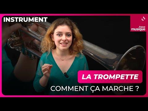 La trompette par Lucienne Renaudin Vary - #CulturePrime