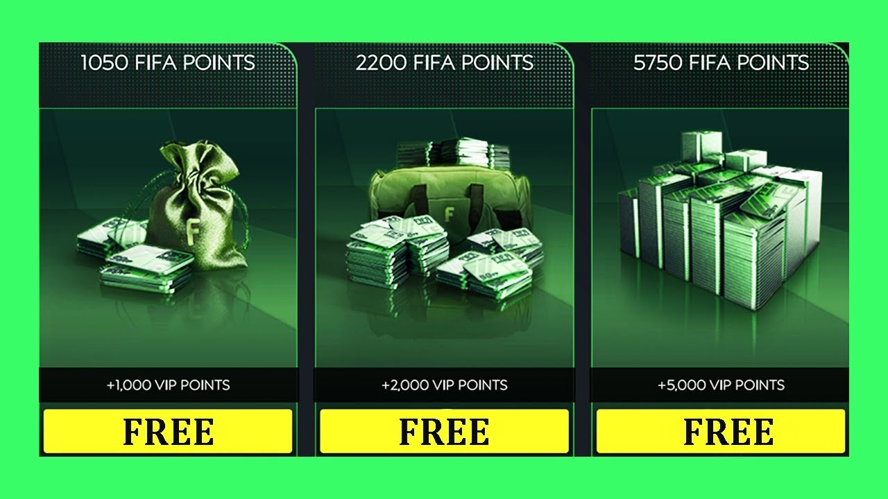 apps to get free fifa points