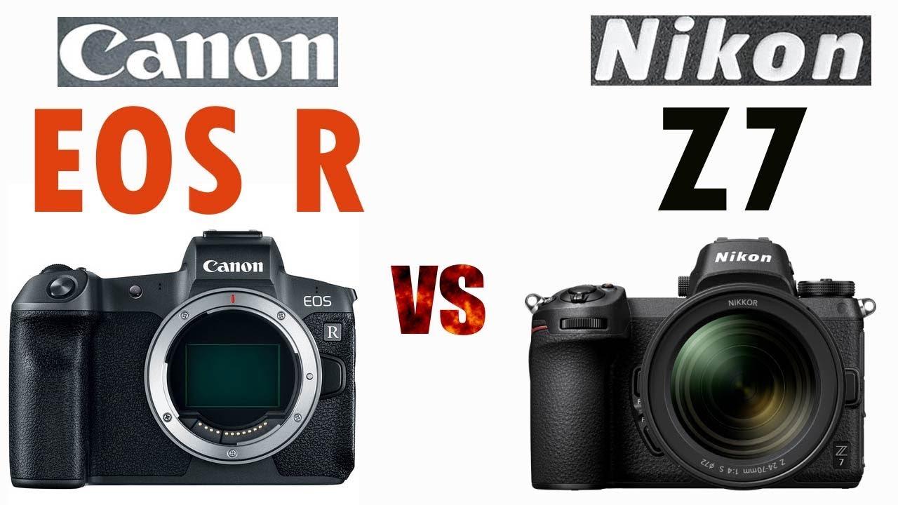 Canon Eos Rp Vs Nikon Z6 Camera Decision