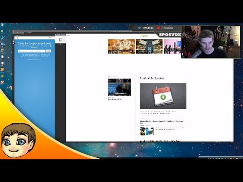 MOST VERSATILE WEB BROWSER?! // Vivaldi Web Browser Setup & Impressions