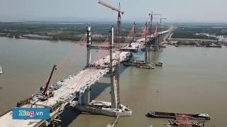 Cầu Bạch Đằng nối Hải Phòng và Quảng Ninh