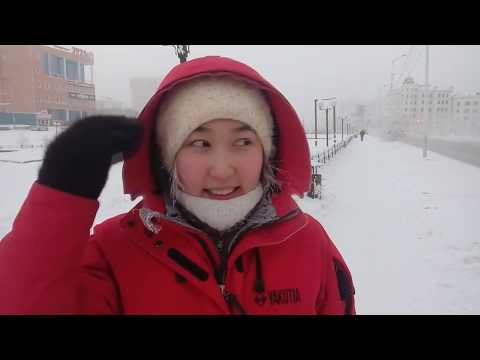 What I wear in Yakutia during winter
