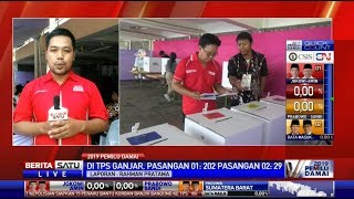 Prabowo-Sandi Kalah Telak dari Jokowi-Ma'ruf Amin di TPS Tempat Ganjar Pranowo Mencoblos