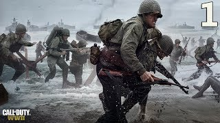Call of Duty WWII FR Le Débarquement De Normandie - 6 juin 1944 #1 PC Ultra