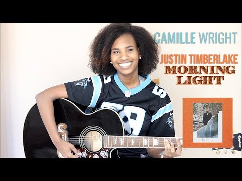 Justin Timberlake feat. Alicia Keys -  Morning Light Cover (Camille Wright)