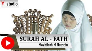 Maghfirah M Hussein Surah Al Fath Ayat (Official Video) HD