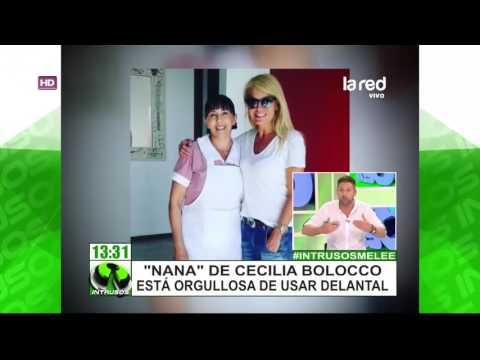 El Orgullo De La Nana De Cecilia Bolocco Por Usar El Delantal