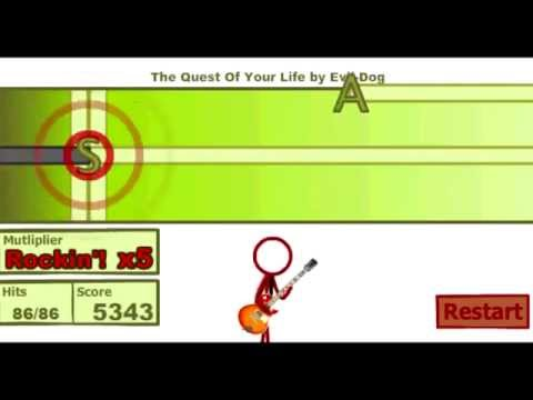SCGMD2 The Quest Of Your Life by Evil Dog - Perfect!
