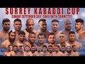 Surrey Kabaddi Cup 2017 - Scott Road Gurdwara - Canada Kabaddi