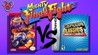 Mighty Final Fight - Is the Capcom Classics Mini Mix on GBA a cheaper, suitable alternative?