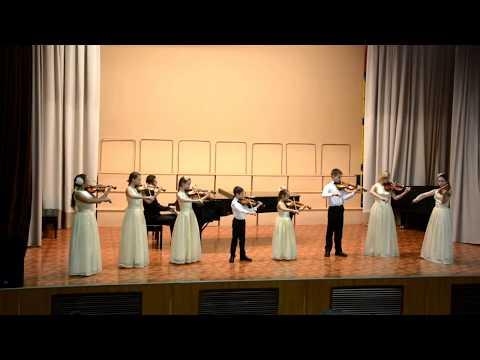 Фибих, Зденек - Романс для скрипки и фортепиано
