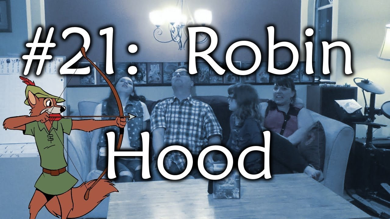 episode 21 robin hood  quest for the ultimate disney