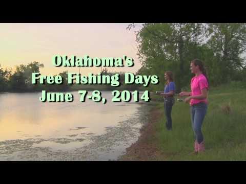Free Fishing Days 2014