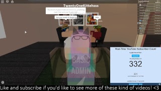 Interviews at Frappe || Frappe Gameplay as a Staff Assistant || TheKittyROBLOX