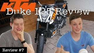 Review #7: KTM Duke 125