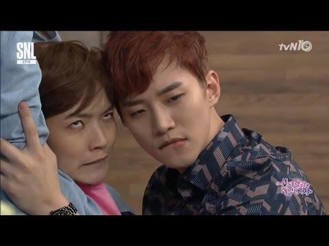 160910 SNL Korea 8 - Junho 준호(2PM)