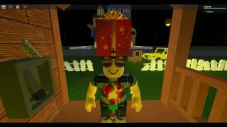 HELLO NEIGHBOR IN ROBLOX? // Roblox