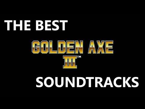 Музыка из golden axe