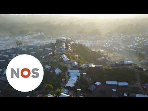 MYANMAR: Rohingya-dorpen weggevaagd, 'bewijsmateriaal vernietigd'