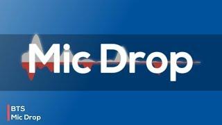 Bts - mic drop | marimba remix iphone ringtone kpop ringtones