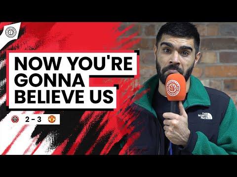 Now They'll Believe Us..! | McKola Review | SHU 2-3 UTD