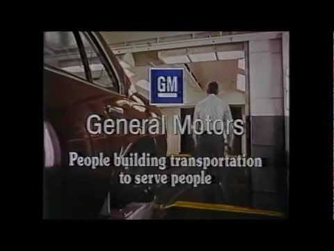 Fisher Body General Motors 1980 Commercial.wmv