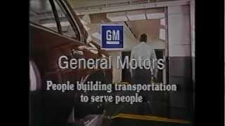 Fisher Body General Motors 1980 Commercial.wmv