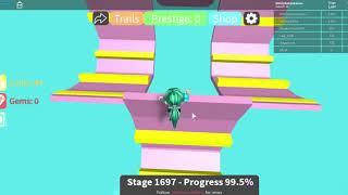 Roblox Mega Fun Obby Ep 112 Levels 1697-1705 Hholykukingames Playing