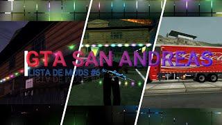 GTA SAN ANDREAS LISTA DE MODS #6
