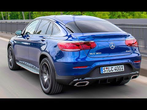 2020 Mercedes GLC 300 Coupe – Luxurious And Stylish SUV