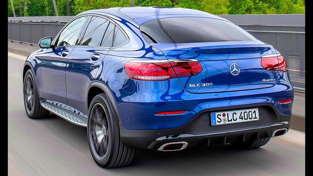 2020 Mercedes Glc 300 Coupe Luxurious And Stylish Suv Youtube