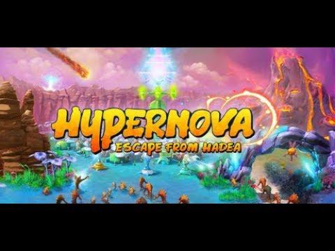 HYPERNOVA Escape from Hadea P24 PT BR |