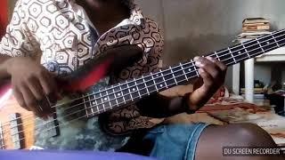 Bass lines of 3 naija worship songs